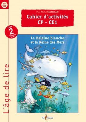 Couverture - L'âge de lire : cahier d'activités CP – CE1
