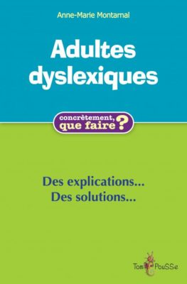 Couverture - Adultes dyslexiques