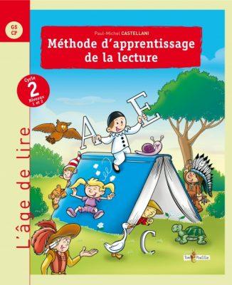 Couverture - L'âge de lire : Méthode d'apprentissage de la lecture
