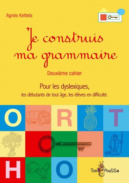 Je construis ma grammaire, cahier 2