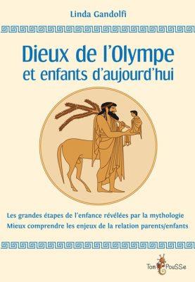 Couverture - Dieux de l'Olympe et enfants d'aujourd'hui