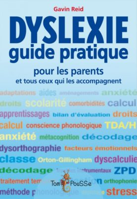 Couverture - Dyslexie : guide pratique