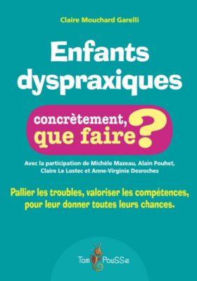 Couverture - Enfants dyspraxiques