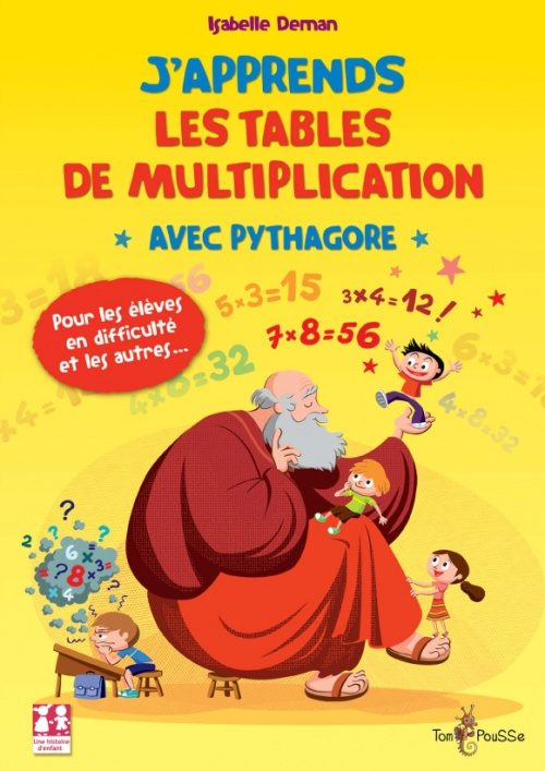 J'apprends les tables de multiplication avec Pythagore