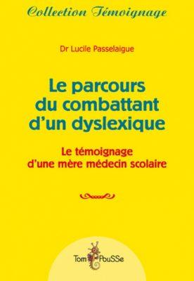 Couverture - Le parcours du combattant d'un dyslexique
