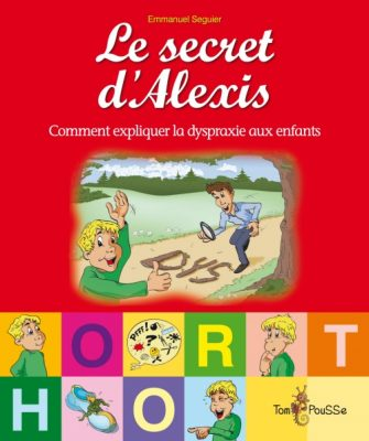 Couverture - Le secret d'Alexis