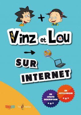 Couverture - Vinz et Lou sur Internet