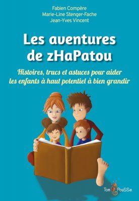 Couverture - Les aventures de zHaPatou