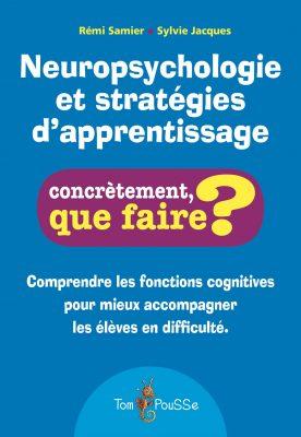 Couverture - Neuropsychologie et stratégies d'apprentissage