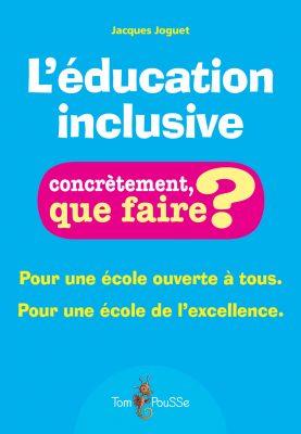 Couverture - L'éducation inclusive