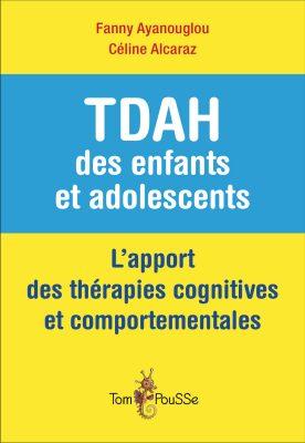 Couverture - TDAH des enfants et adolescents