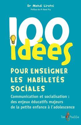 Couverture - 100 idées pour enseigner les habiletés sociales