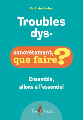 Couverture - Troubles dys-